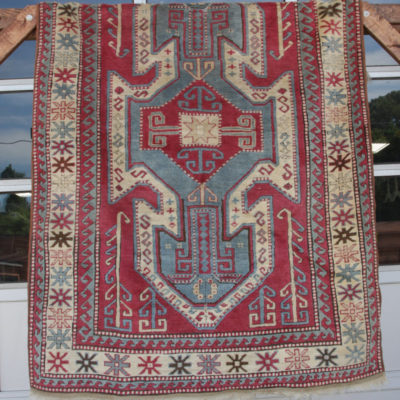 Photo of a beautiful rug
